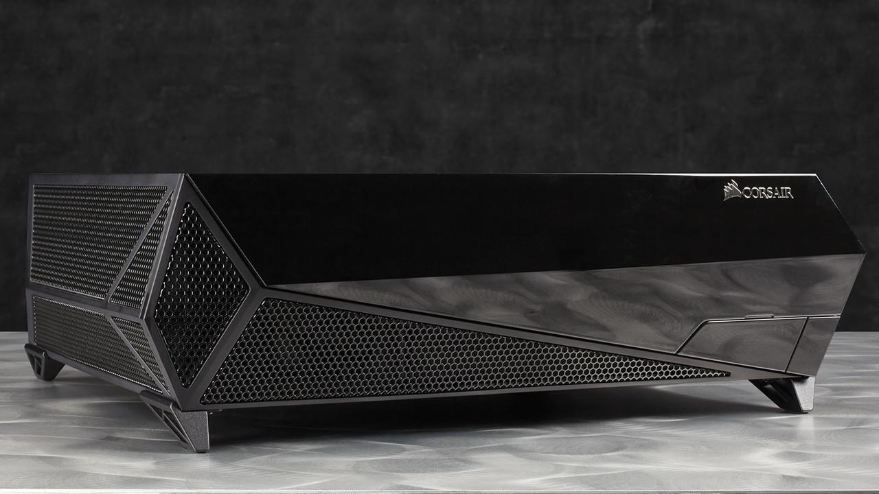 Corsair Bulldog 2.0: HTPC-Barebone wird größer und leiser