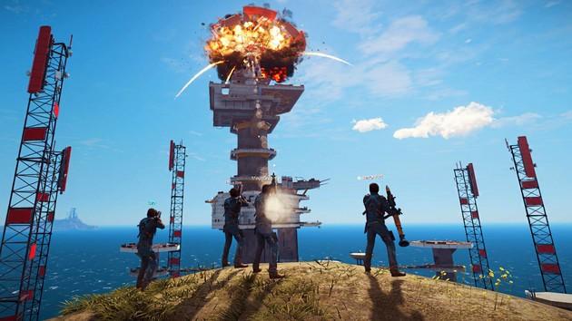 Jetzt verfügbar: Multiplayer-Mod für Just Cause 3 veröffentlicht