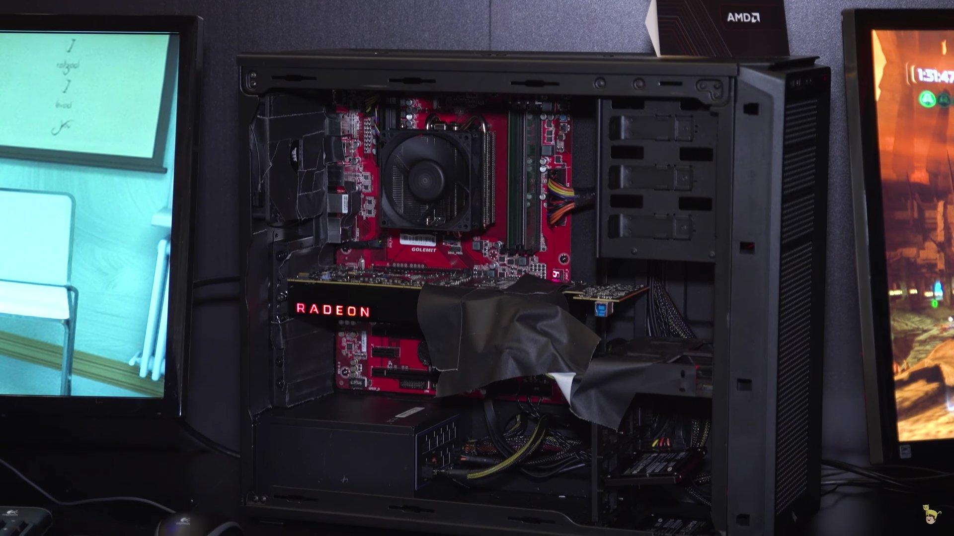 """Erste Bilder der """"Radeon Vega"""" von AMD"""