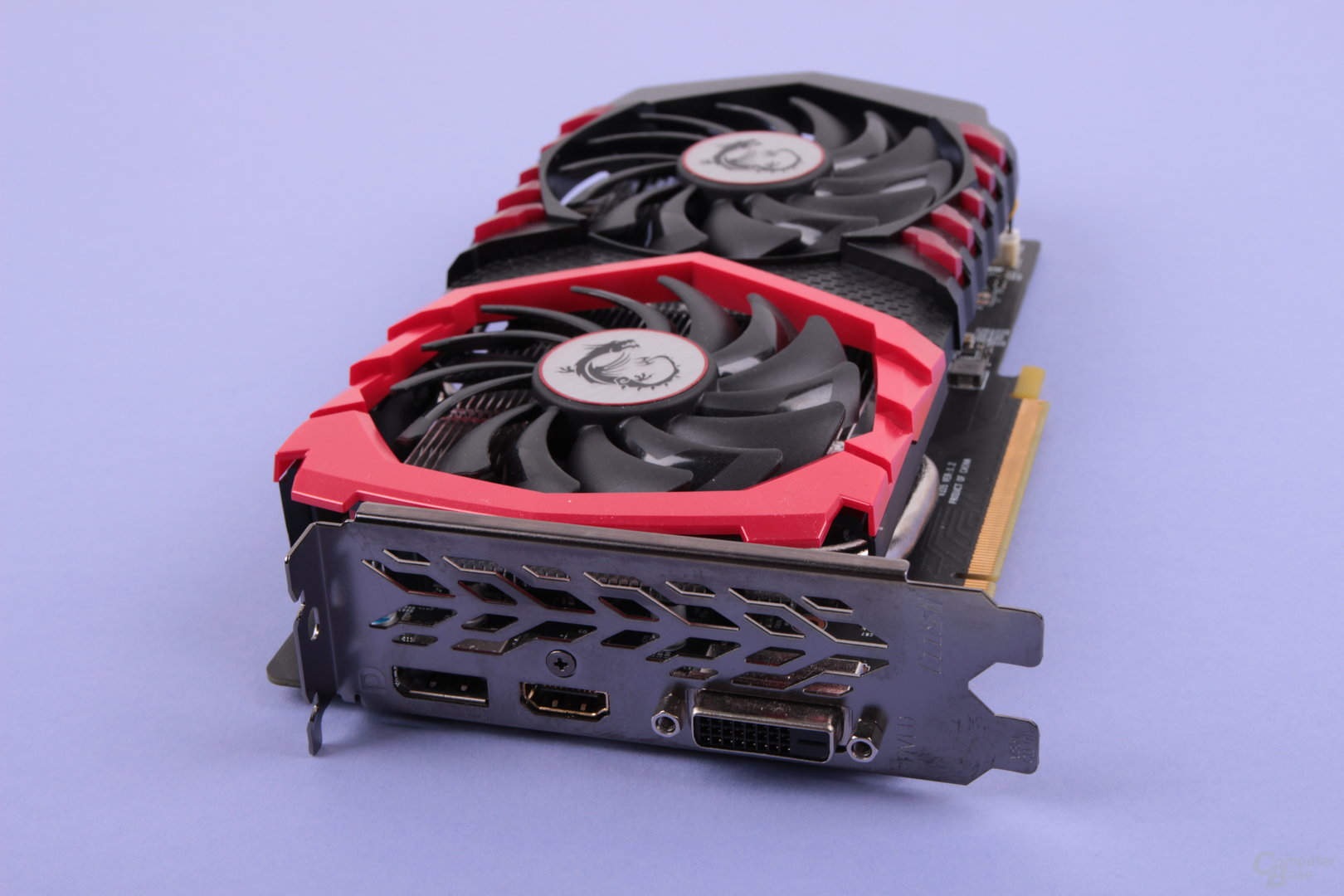 MSI GeForce GTX 1050 (Ti) Gaming