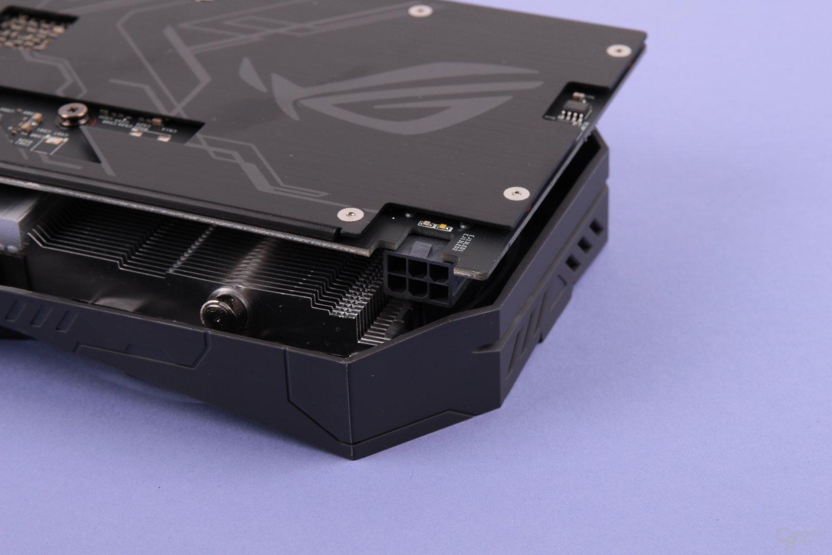 Asus GeForce GTX 1050 (Ti) Strix