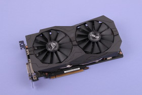 Asus GeForce GTX 1050 (Ti) Strix