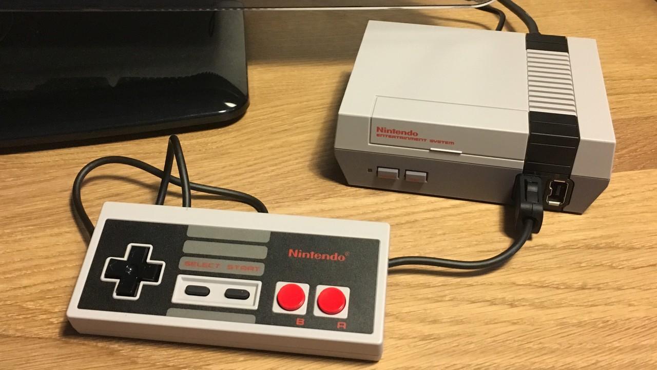 Hack: Mehr Spiele auf dem Nintendo Classic Mini
