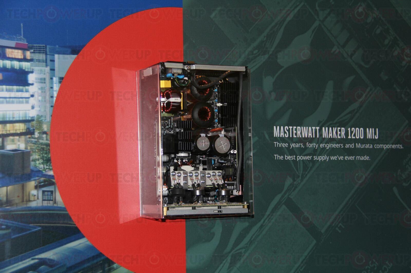 Cooler Master MasterWatt Maker MIJ 1200W