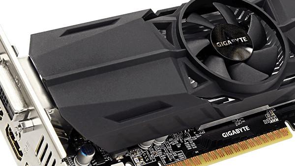 GeForce GTX 1050 (Ti) Low Profile: Auch Gigabyte verlötet Nvidias GP107 auf flachem PCB