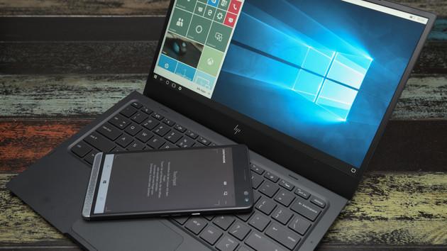 HP Elite X3 im Test: Das Smartphone als Office-PC‑Ersatz im Alltag