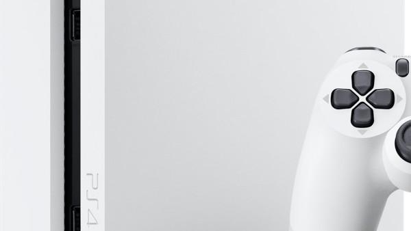 PlayStation 4 Slim: Mit 500 GB in Weiß ab 24. Januar