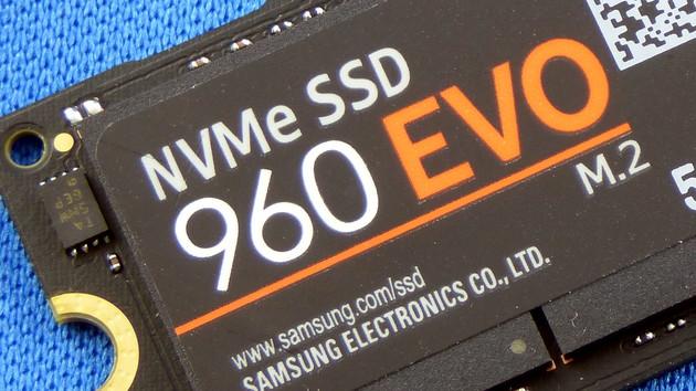 Download: Samsung aktualisiert NVMe-Treiber auf Version 2.1