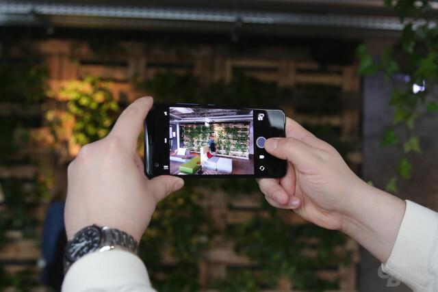 Neue Kamera mit schnellem Autofokus