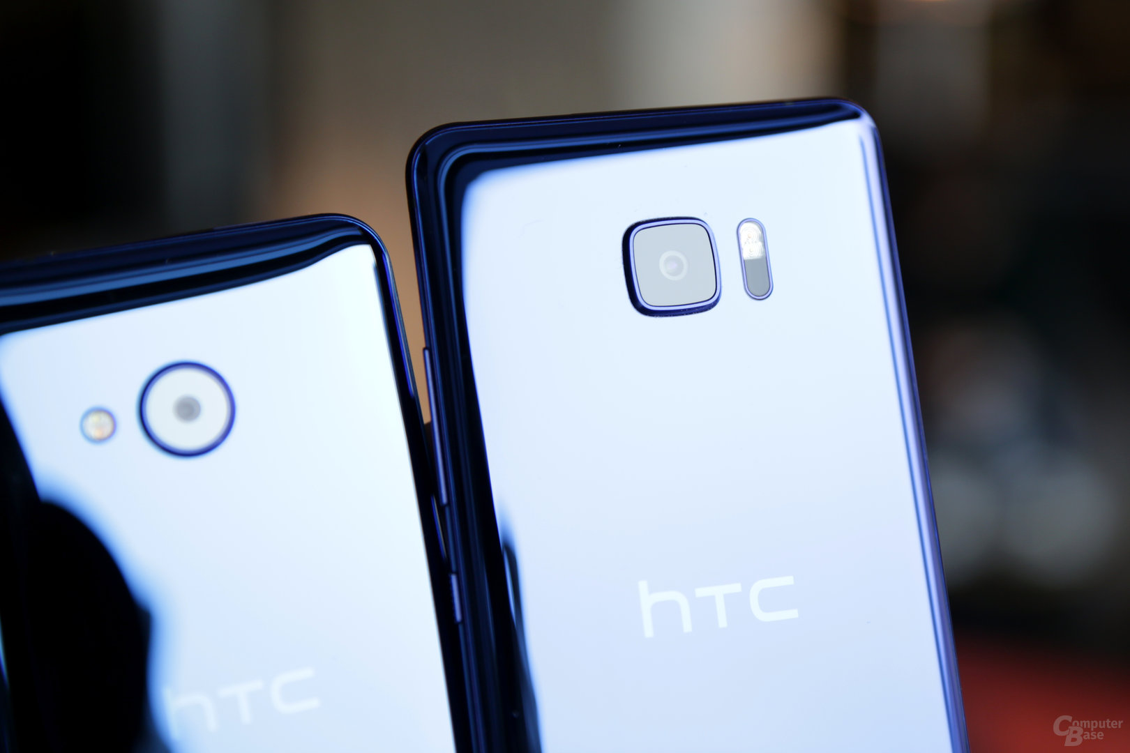HTC U Play und U Ultra in Sapphire Blue
