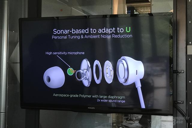Die neuen USonic-Kopfhörer mit USB Typ C