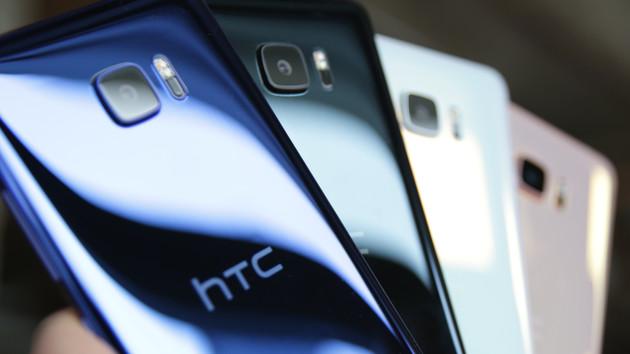 HTC U Ultra und U Play: Ein Neuanfang mit vielGlas, zwei Displays und etwas KI