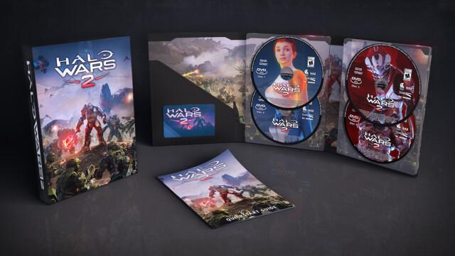 Retail-Version von Halo Wars 2