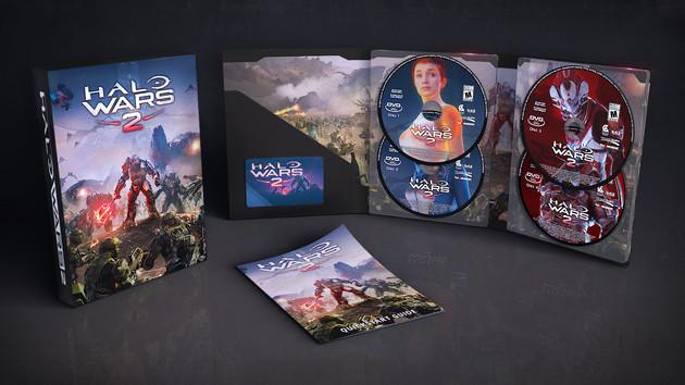 Halo Wars 2: Retail-Version für Windows 10 mit Play Anywhere