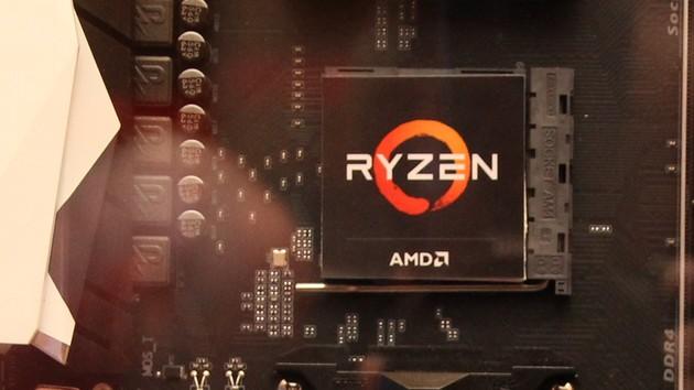 AMD Ryzen: Programm für GDC schürt Gerüchte um Launch