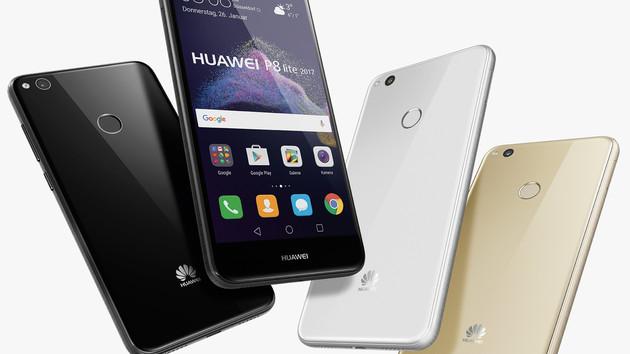 P8 Lite 2017: Huawei bietet viel bessere Ausstattung für 239Euro
