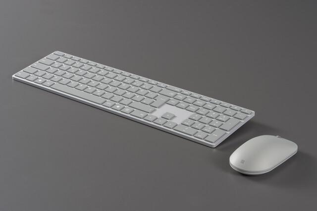 Surface Tastatur und Maus