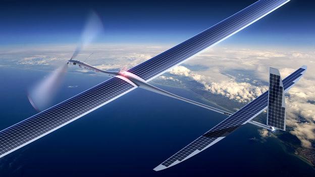 Internet-Drohnen: Alphabet stellt Drohnenprojekt Titan ein
