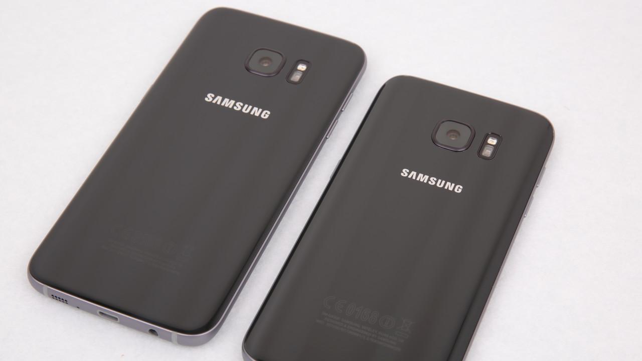 Update: Samsung verteilt Android 7.0 für das Galaxy S7 (edge)