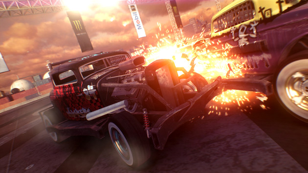 Aktion: Dirt Showdown kostenlos im Humble Store