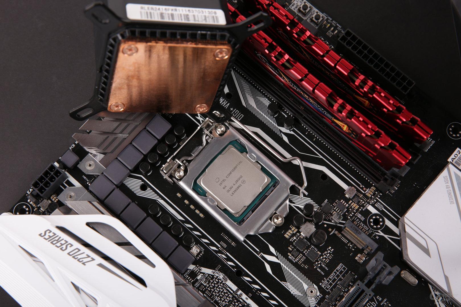 Intel Core i3-7350K im Test