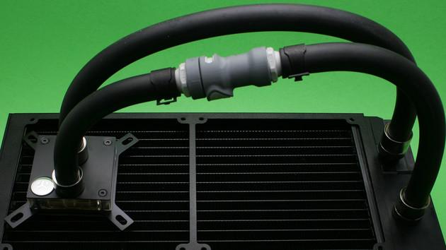 EK Water Blocks MLC: Modulare AiO für CPU und GPU