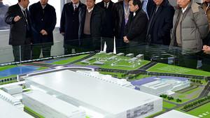 Tsinghua Unigroup: 70 Mrd. Dollar für drei neue Chip-Fabriken in China
