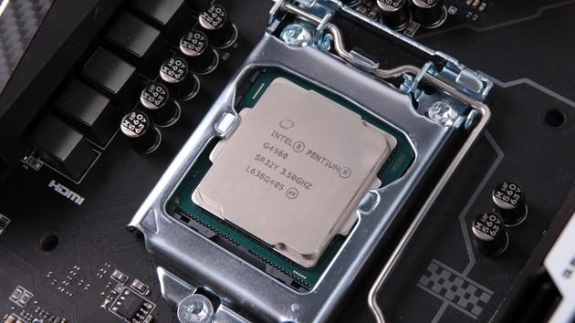 Wochenrückblick: Ein schneller Pentium, Vega und Chipsätze für Ryzen