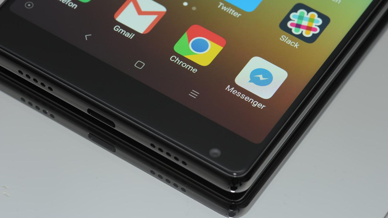 Xiaomi Mi Mix im Test: Wegweiser mit Kompromissen