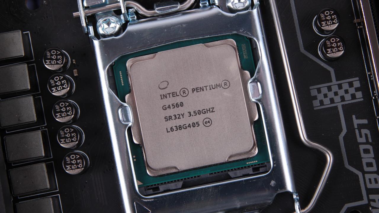 """""""Core-i3-Killer"""": Intel Pentium G4560 für 57,90Euro vorbestellbar"""