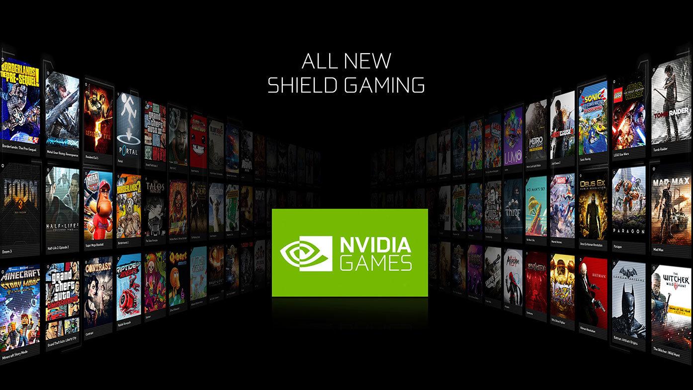 Neue Nvidia Games App