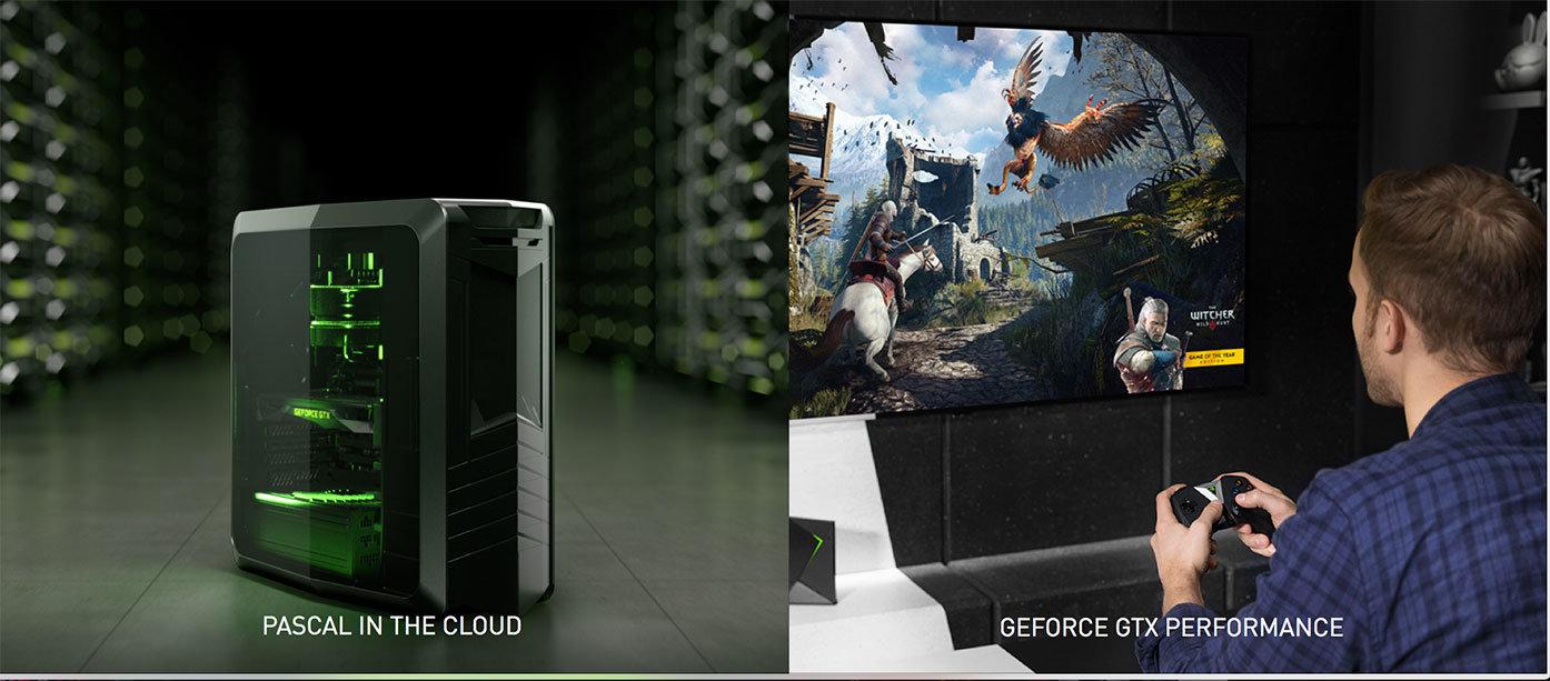 GeForce Now mit GTX-1080-Leistung sowie UHD und HDR