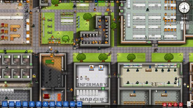 Prison Architect: Erneut Wirbel um rotes Kreuz in Videospiel