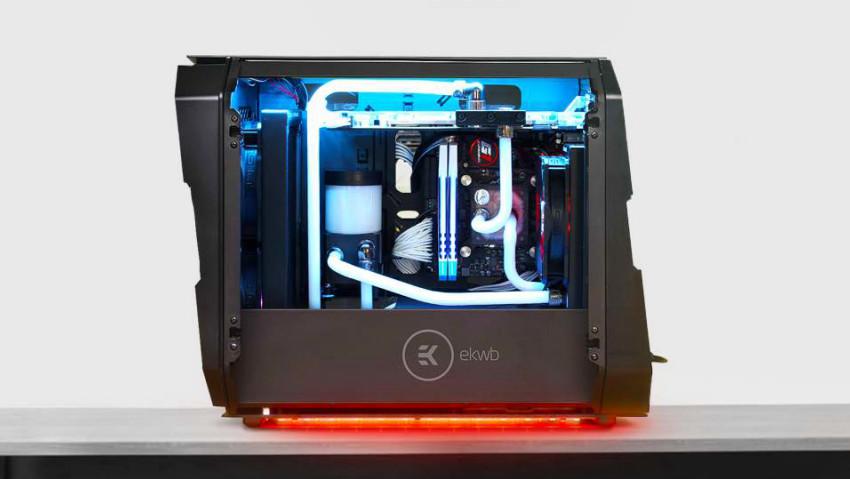 Antec Cube EKWB Edition: Mini-ITX-Würfel für Wasserkühlung