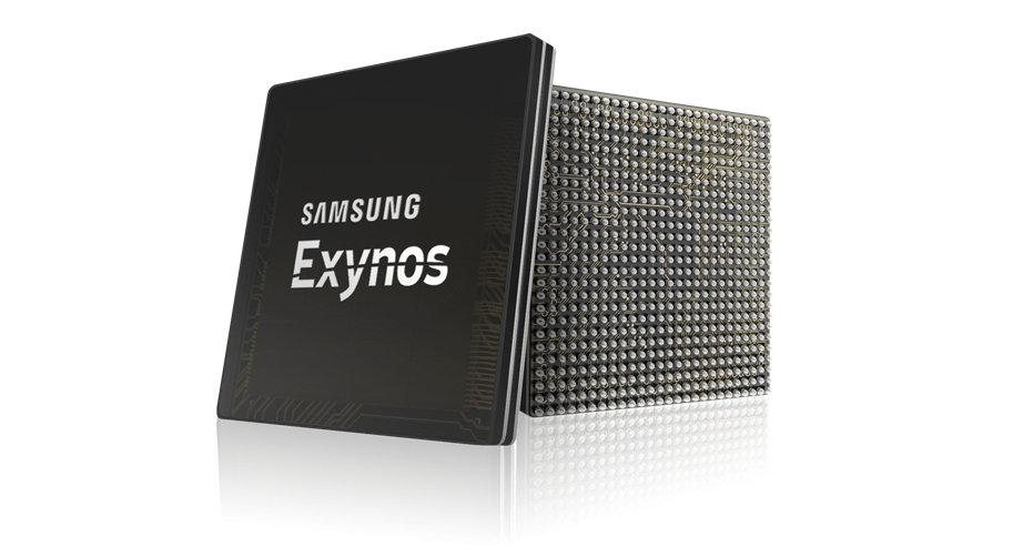 Beispielbild für einen Samsung Exynos Prozessor