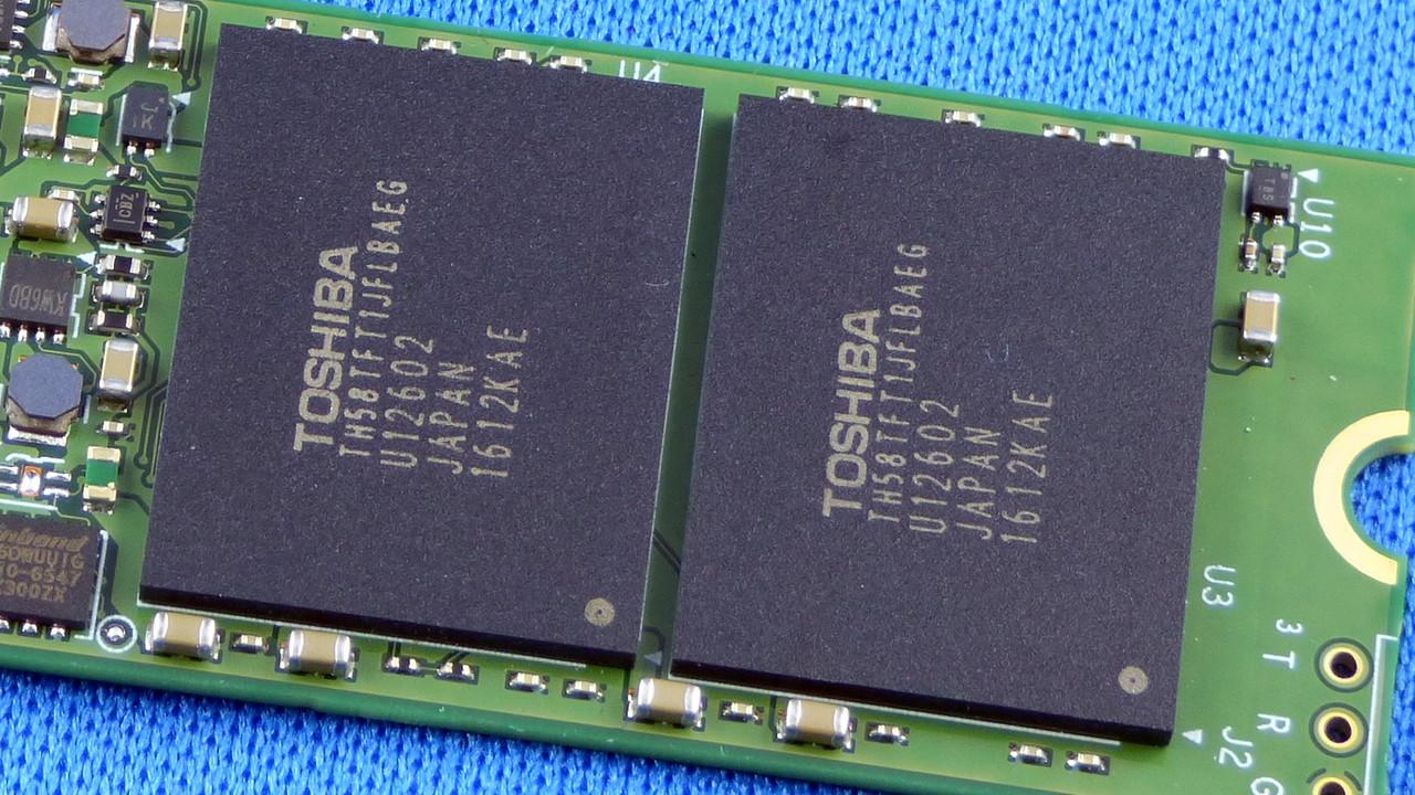 NAND-Flash: Toshiba vor Abspaltung der Chip-Sparte