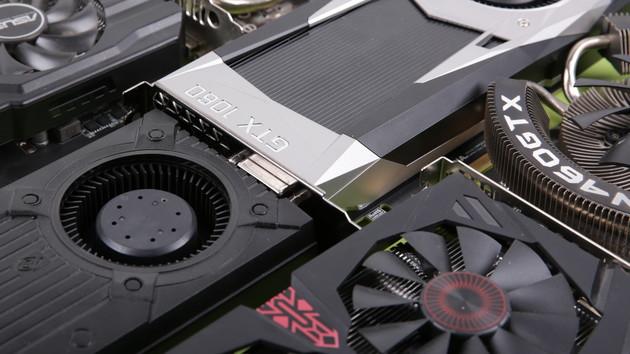 Grafikkarten von Nvidia im Test: GeForce GTX 460, 560, 660, 760, 960 & 1060 im Vergleich