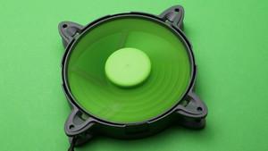 Nanoxia Special N.N.V.: Lüfter mit patentierter Rotor-Entkopplung probegehört