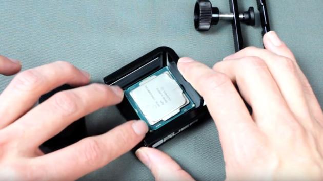 Delid Die Mate 2: Prozessoren köpfen mit der Schraubzwinge