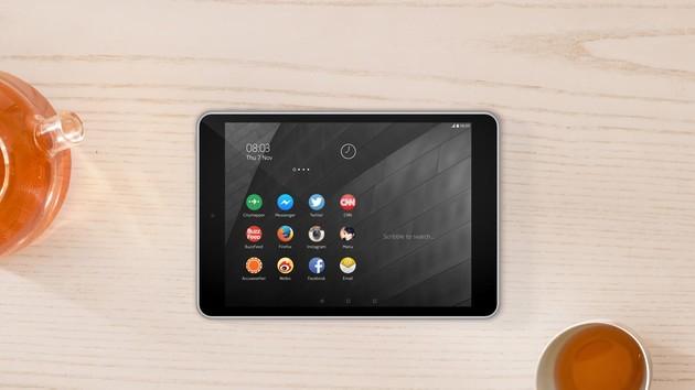 Android: Mögliches Nokia-Tablet mit Riesendisplay gesichtet