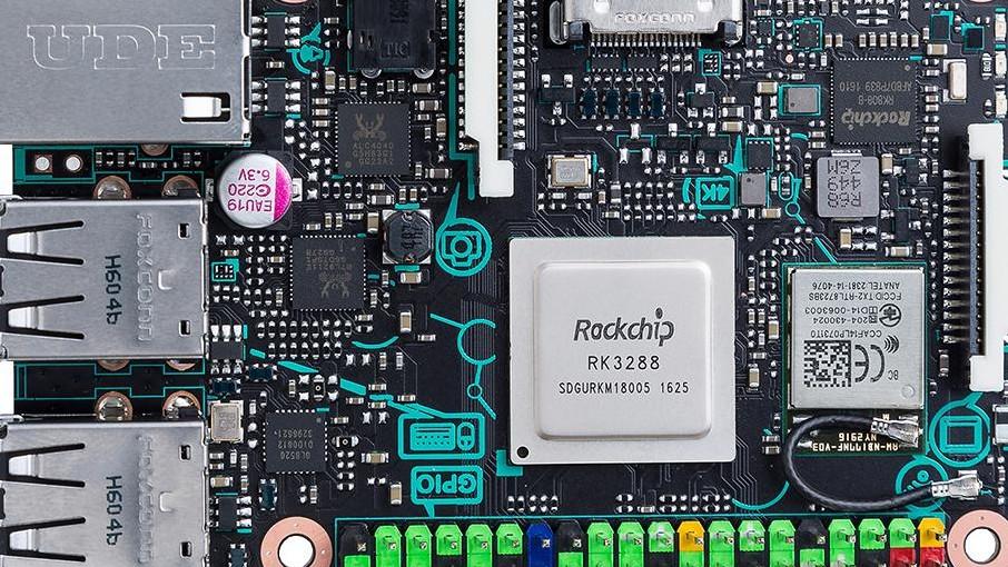 Asus Tinker Board: Raspberry-Pi-Konkurrent mit UltraHD und mehr Leistung