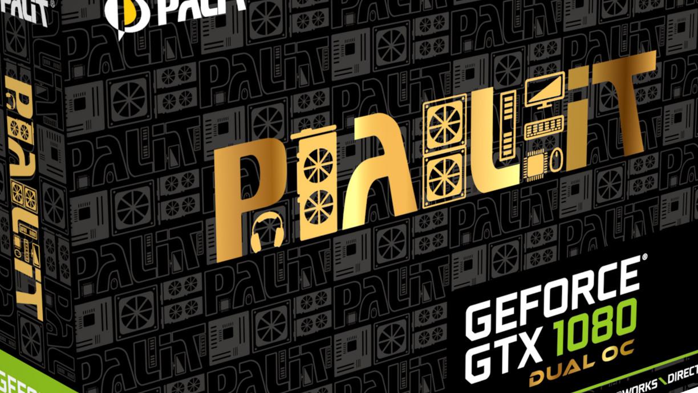 GTX 1080 Dual OC: Palit macht Nvidias Flaggschiff erschwinglicher
