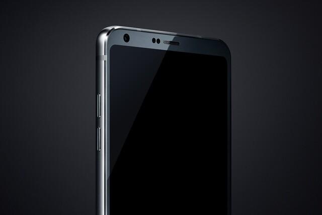 Erstes Bild des LG G6
