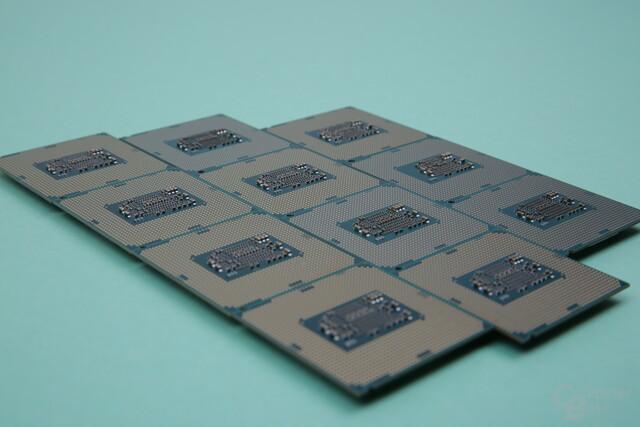 Intel Kaby Lake: Core i7, i5, i3, Pentium und Celeron
