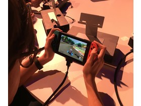 Immer umringt: Mario Kart 8 Deluxe