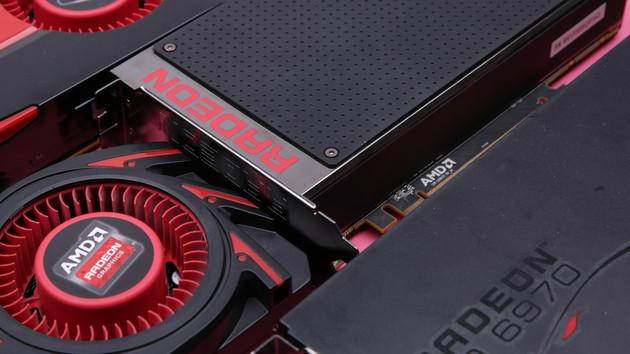 Grafikkarten von AMD im Test: Radeon HD 5870, 6970, 7970, 290X und Fury X im Vergleich
