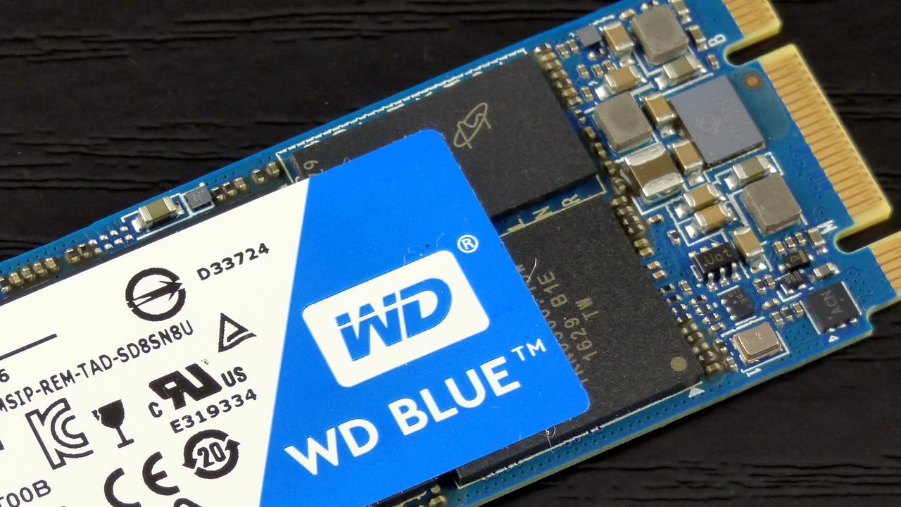 Western Digital: Mit NAND-Flash und großen HDDs zum Rekordumsatz