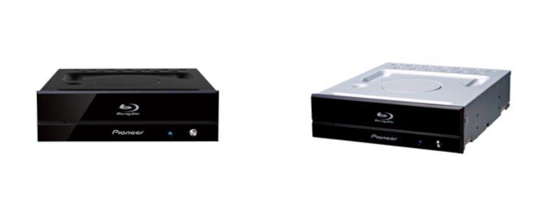 Die ersten Ultra-HD-Blu-ray-Laufwerke von Pioneer