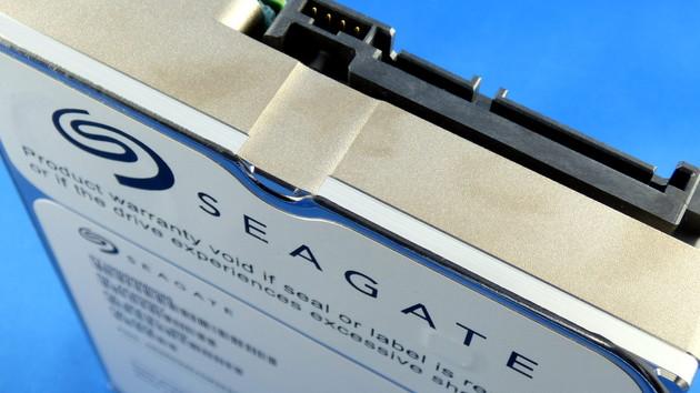 Seagate: Starke Zahlen im schwächelnden HDD-Markt