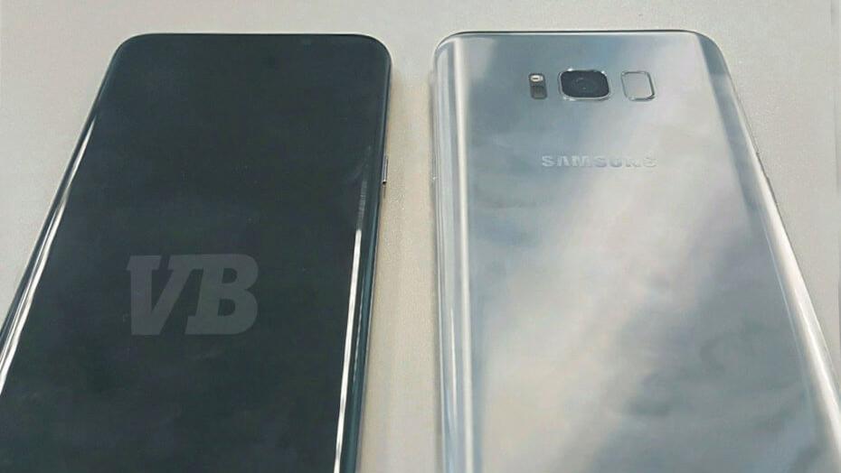 Samsung Galaxy S8: Ohne Home-Button aber mit Klinke und Termin im März